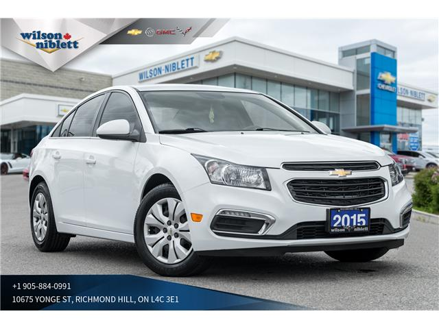 2015 Chevrolet Cruze 1LT (Stk: P299162) in Richmond Hill - Image 1 of 19