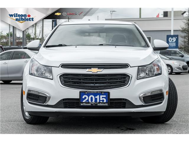 2015 Chevrolet Cruze 1LT (Stk: P299162) in Richmond Hill - Image 2 of 19