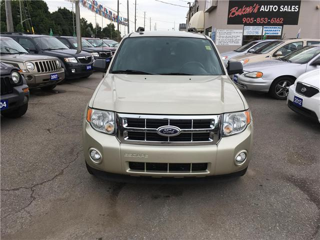 2010 Ford Escape XLT 4WD (Stk: P3535) in Newmarket - Image 2 of 17