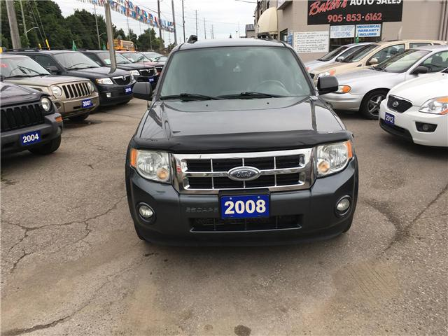 2008 Ford Escape XLT 2WD V6 (Stk: P3167A) in Newmarket - Image 2 of 20