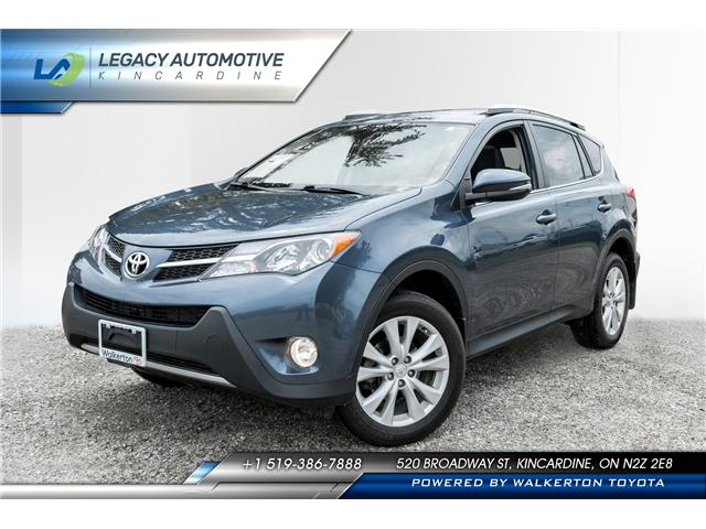 2014 Toyota RAV4 Limited (Stk: P8121A) in Kincardine - Image 1 of 19