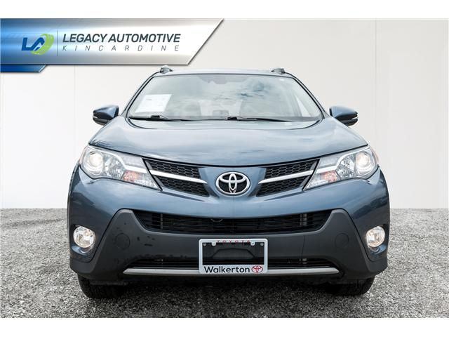 2014 Toyota RAV4 Limited (Stk: P8121A) in Kincardine - Image 2 of 19
