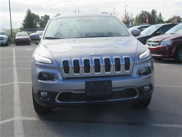 2018 Jeep Cherokee Limited (Stk: 8050) in London - Image 2 of 24