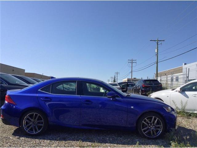 2018 Lexus IS 350 Base (Stk: 180356) in Calgary - Image 1 of 10