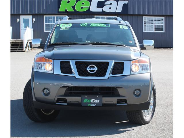2015 Nissan Armada Platinum (Stk: 180705A) in Fredericton - Image 2 of 29