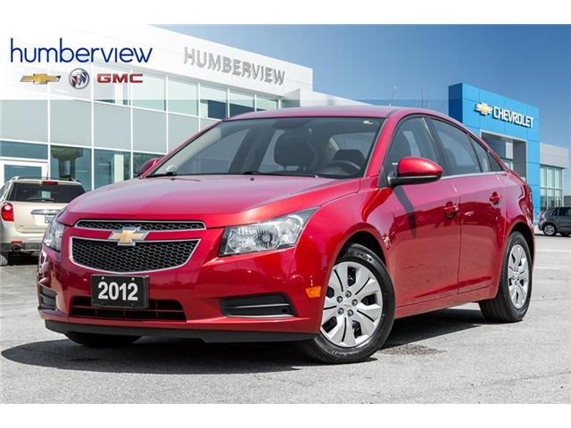 2012 Chevrolet Cruze LT Turbo (Stk: 18CZ148A) in Toronto - Image 1 of 19