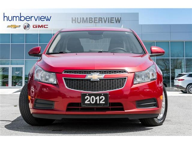 2012 Chevrolet Cruze LT Turbo (Stk: 18CZ148A) in Toronto - Image 2 of 19
