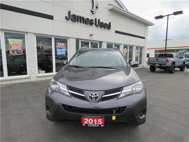 2015 Toyota RAV4 LE (Stk: P02493) in Timmins - Image 2 of 9