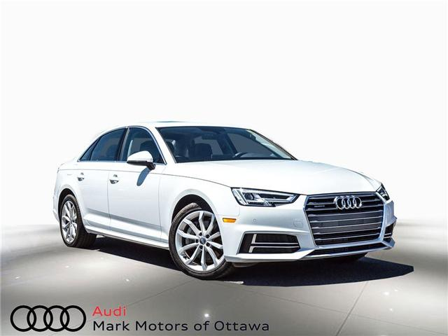 2018 Audi A4 2.0T Progressiv (Stk: 90250) in Nepean - Image 1 of 28