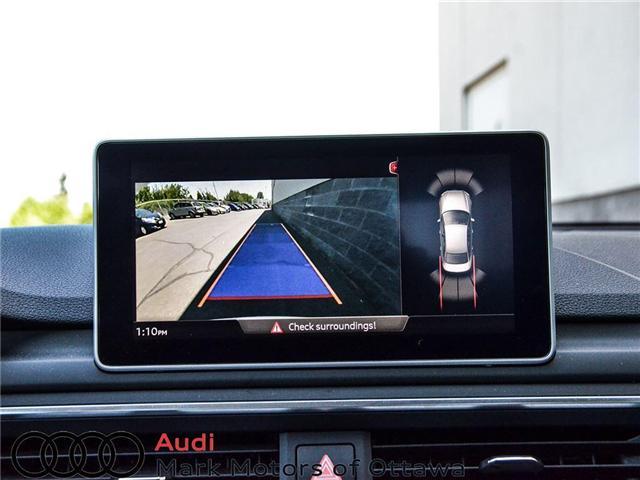 2018 Audi A4 2.0T Progressiv (Stk: 90250) in Nepean - Image 14 of 28