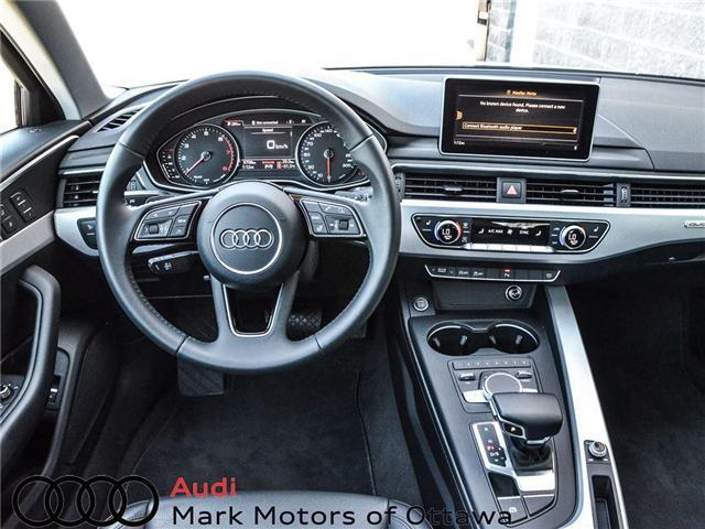 2018 Audi A4 2.0T Progressiv (Stk: 90250) in Nepean - Image 22 of 28