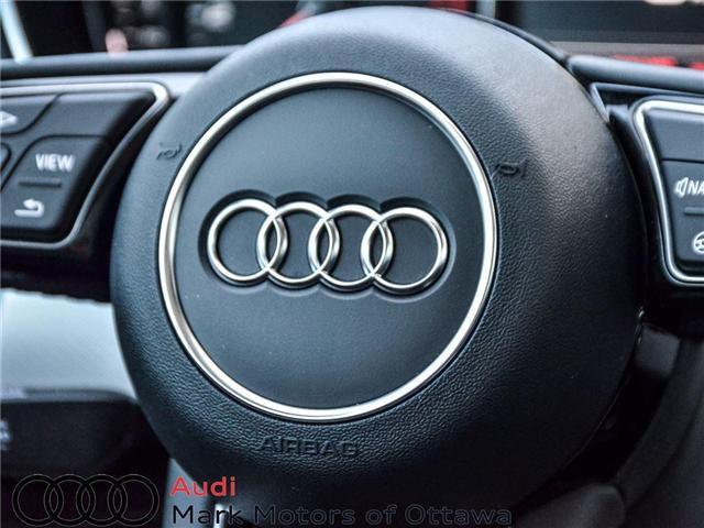2018 Audi A4 2.0T Progressiv (Stk: 90250) in Nepean - Image 24 of 28