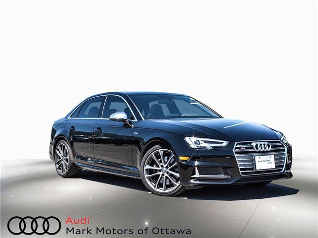 2018 Audi S4 3.0T Progressiv (Stk: 91169A) in Nepean - Image 1 of 28