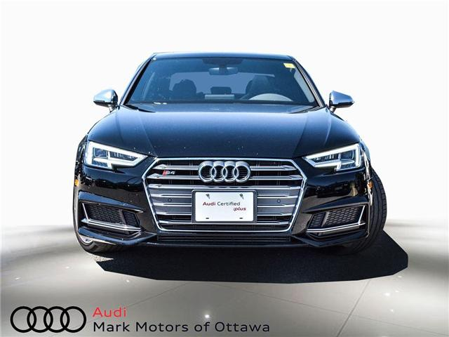 2018 Audi S4 3.0T Progressiv (Stk: 91169A) in Nepean - Image 2 of 28