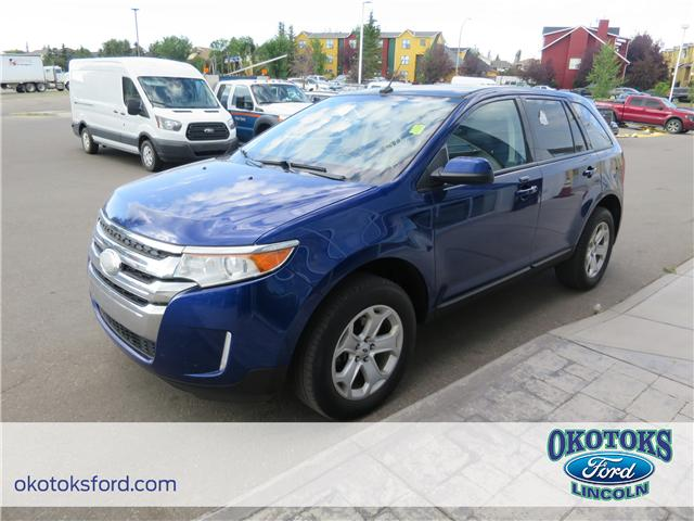 2013 Ford Edge SEL (Stk: B83111) in Okotoks - Image 1 of 22