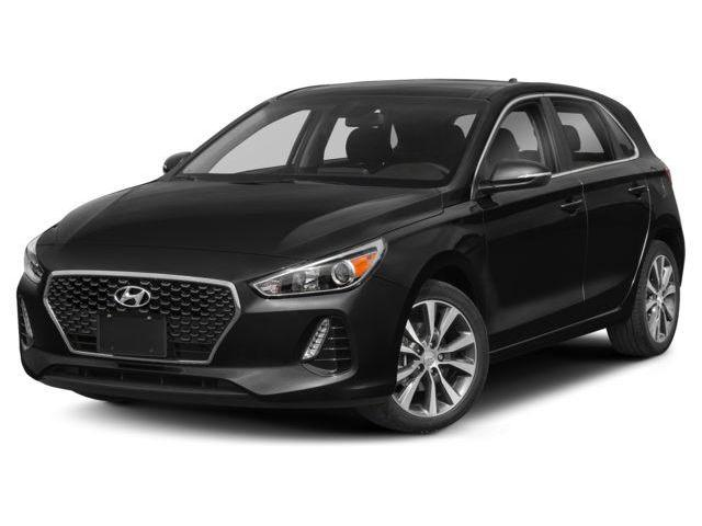 2018 Hyundai Elantra GT GLS (Stk: 18766) in Ajax - Image 1 of 9
