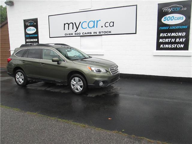 2015 Subaru Outback 2.5i (Stk: 180868) in North Bay - Image 2 of 13