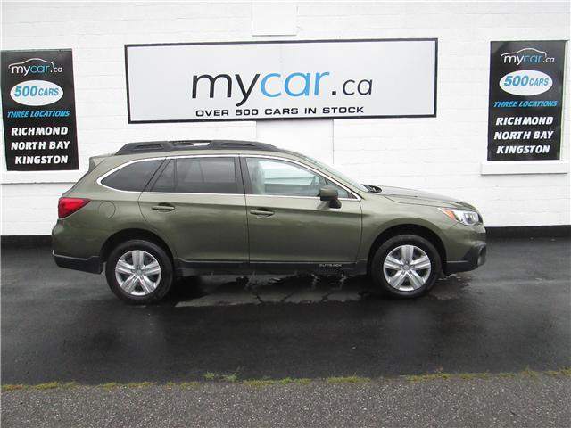2015 Subaru Outback 2.5i (Stk: 180868) in North Bay - Image 1 of 13