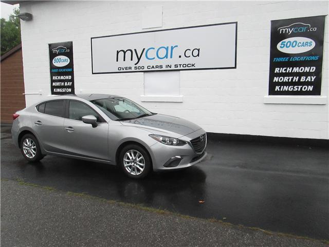 2015 Mazda Mazda3 GS (Stk: 180923) in Kingston - Image 2 of 13