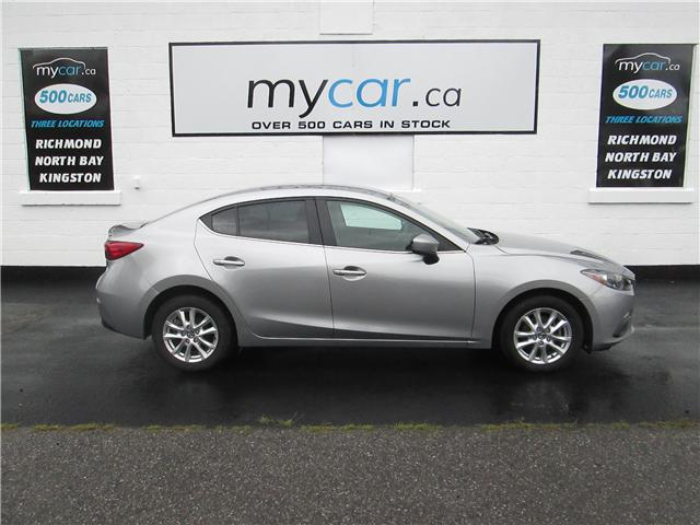 2015 Mazda Mazda3 GS (Stk: 180923) in Kingston - Image 1 of 13