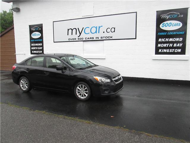 2014 Subaru Impreza 2.0i Touring Package (Stk: 180896) in Kingston - Image 2 of 13