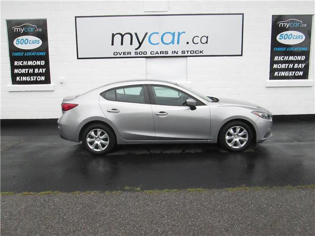 2015 Mazda Mazda3 GX (Stk: 180899) in North Bay - Image 1 of 12