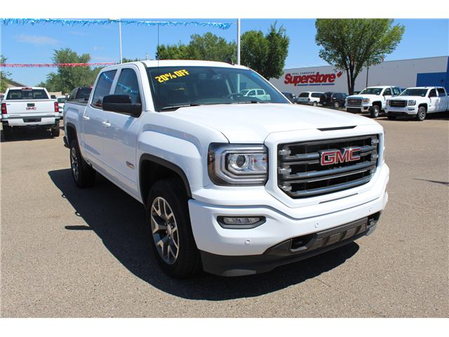 2018 GMC Sierra 1500 SLT (Stk: 163368) in Medicine Hat - Image 1 of 27