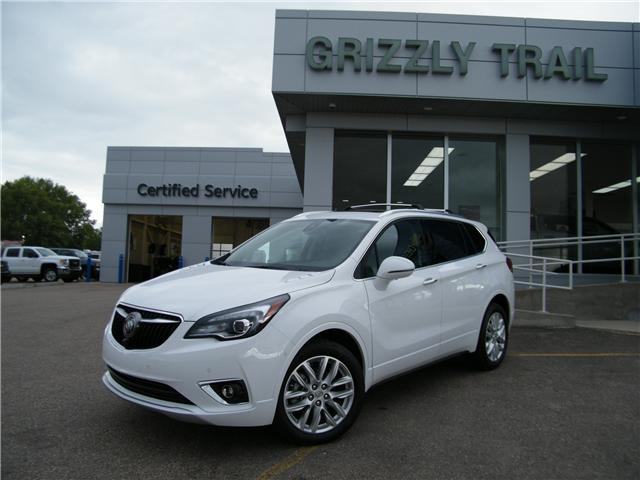 2019 Buick Envision Premium II (Stk: 54915) in Barrhead - Image 1 of 34
