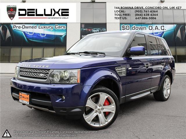 2010 Land Rover Range Rover Sport Supercharged (Stk: D0420) in Concord - Image 1 of 21