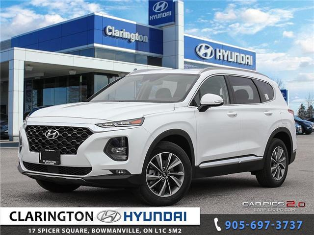 2019 Hyundai Santa Fe Preferred 2.4 (Stk: 18490) in Clarington - Image 1 of 27