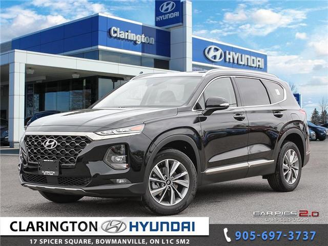 2019 Hyundai Santa Fe Preferred 2.4 (Stk: 18491) in Clarington - Image 1 of 27