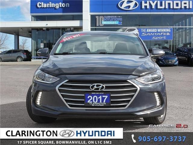 2017 Hyundai Elantra GL (Stk: U739) in Clarington - Image 2 of 27