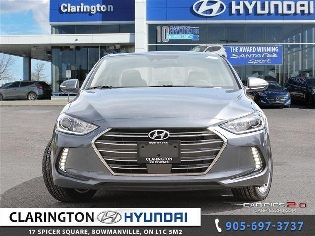 2018 Hyundai Elantra GLS (Stk: 17900) in Clarington - Image 2 of 27