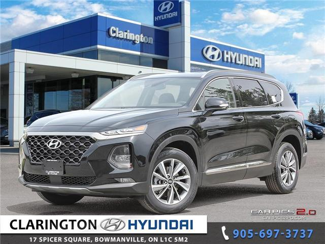 2019 Hyundai Santa Fe Preferred 2.4 (Stk: 18492) in Clarington - Image 1 of 27