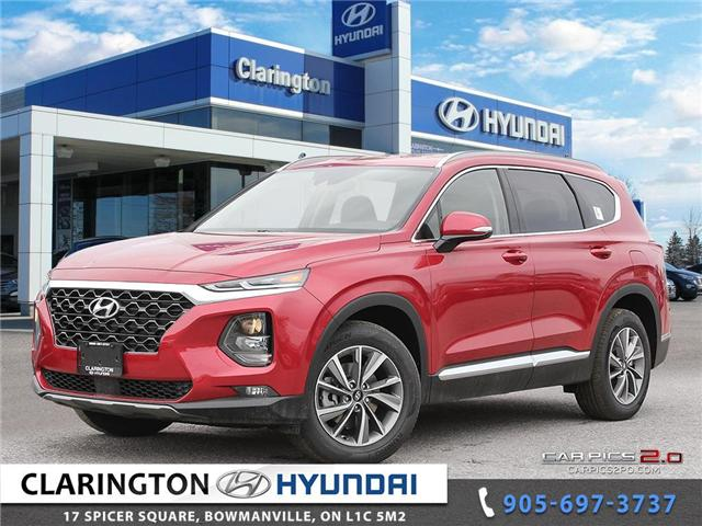 2019 Hyundai Santa Fe Preferred 2.4 (Stk: 18487) in Clarington - Image 1 of 27