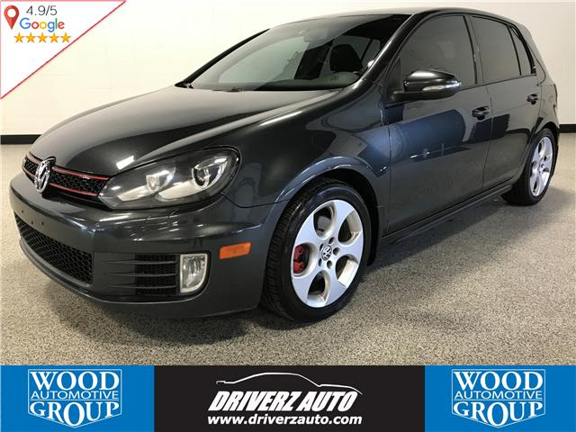 2011 Volkswagen Golf GTI 5-Door (Stk: B11490A) in Calgary - Image 1 of 10