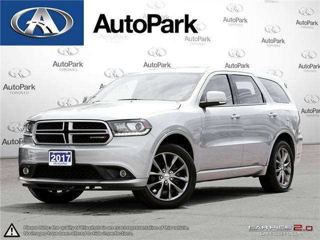 2017 Dodge Durango GT (Stk: 17-38475MB) in Toronto - Image 1 of 27