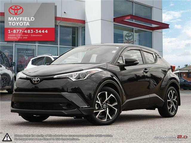 2018 Toyota C-HR XLE (Stk: 1802112A) in Edmonton - Image 1 of 20