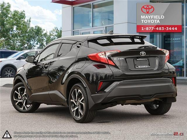 2018 Toyota C-HR XLE (Stk: 1802112A) in Edmonton - Image 4 of 20