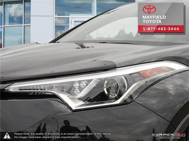 2018 Toyota C-HR XLE (Stk: 1802112A) in Edmonton - Image 9 of 20