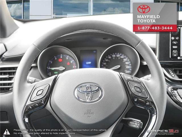 2018 Toyota C-HR XLE (Stk: 1802112A) in Edmonton - Image 13 of 20