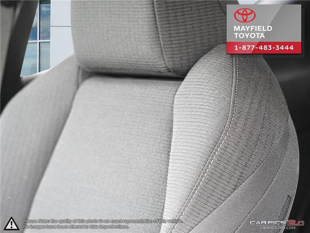 2018 Toyota C-HR XLE (Stk: 1802112A) in Edmonton - Image 19 of 20