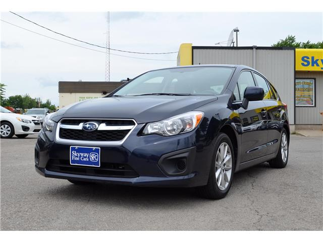 2014 Subaru Impreza 2.0i Touring Package (Stk: Z1359) in St.Catharines - Image 1 of 13