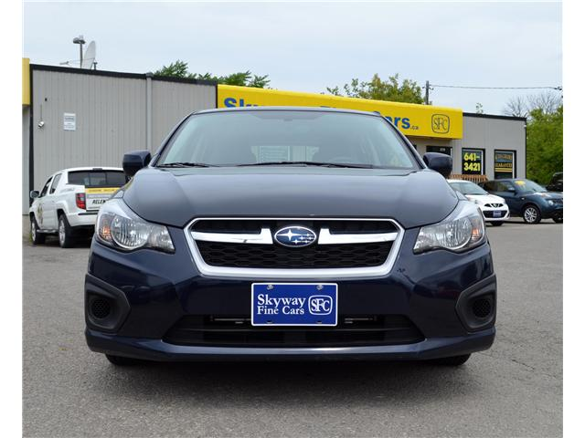 2014 Subaru Impreza 2.0i Touring Package (Stk: Z1359) in St.Catharines - Image 2 of 13