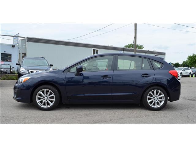 2014 Subaru Impreza 2.0i Touring Package (Stk: Z1359) in St.Catharines - Image 3 of 13