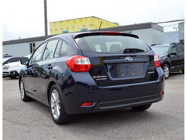 2014 Subaru Impreza 2.0i Touring Package (Stk: Z1359) in St.Catharines - Image 4 of 13
