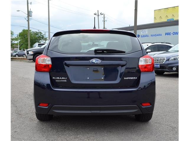 2014 Subaru Impreza 2.0i Touring Package (Stk: Z1359) in St.Catharines - Image 5 of 13