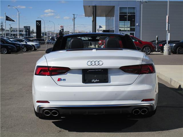 2018 Audi S5 3.0T Technik (Stk: 1805301) in Regina - Image 4 of 34
