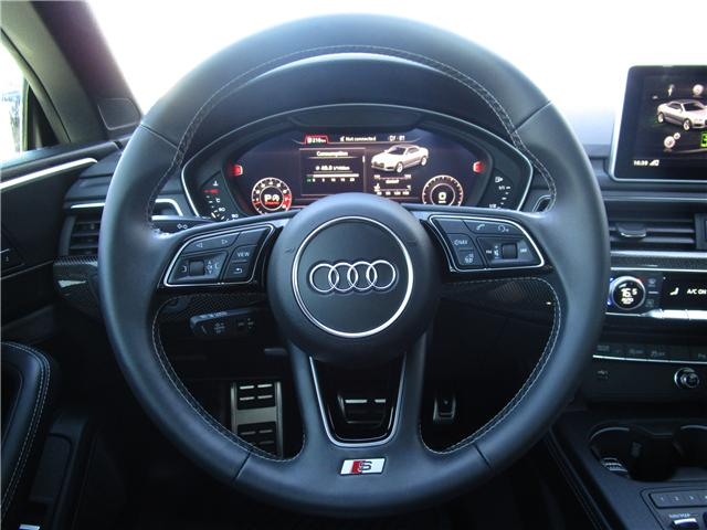 2018 Audi S5 3.0T Technik (Stk: 1805301) in Regina - Image 22 of 34