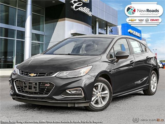 2018 Chevrolet Cruze LT Auto (Stk: S651004) in Newmarket - Image 1 of 13